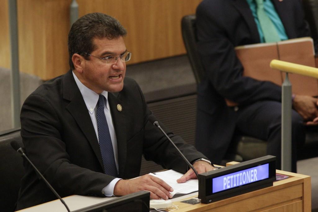 Ricardo Rosselló anuncia su nominado para secretario de Estado de Puerto Rico