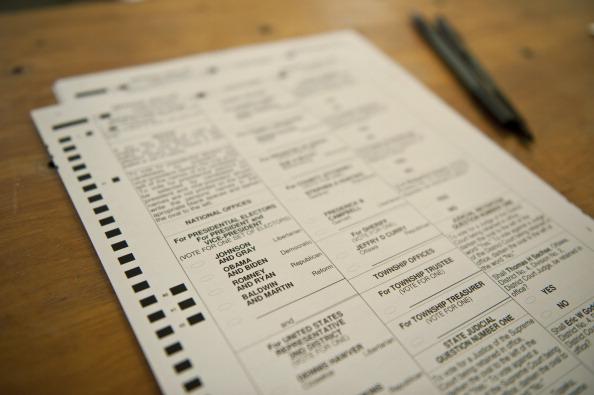 Dónde registrarse para votar