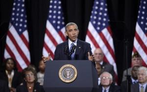 Obama crea un comité para mejorar atención a veteranos tras escándalo de 2014