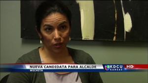 Sulma Arias, nueva candidata para puesto de Alcalde en Wichita