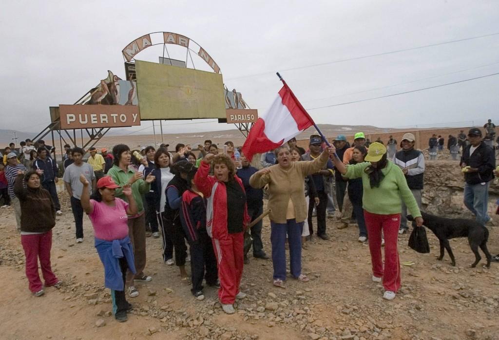 Humala pide una oportunidad para el proyecto de minera mexicana en Perú