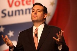 Ted Cruz recibe la bendición del exgobernador de Texas