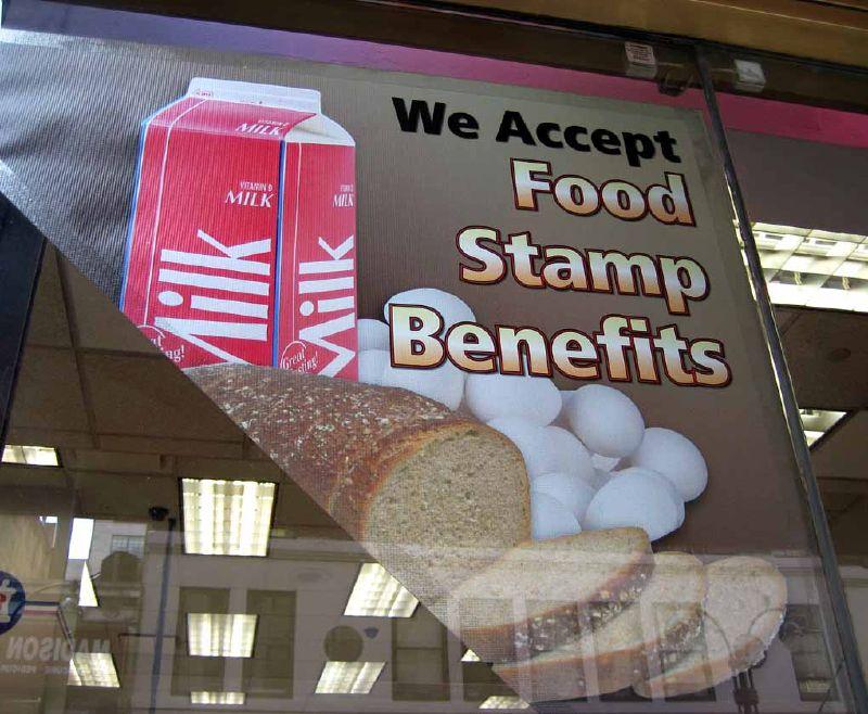"""3 millones se quedarían sin """"Food Stamps"""" con nueva regla del gobierno"""