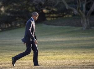 Obama visitará el Pentágono para repasar estrategia contra EI en Irak y Siria