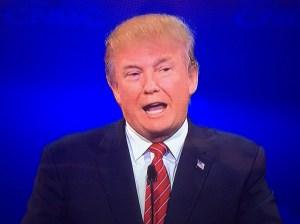 Fuetazo republicano al muro de Donald Trump