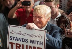 Encuesta: solo el 20% de los latinos votaría para reelegir a Trump