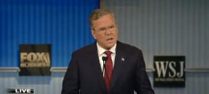 Bush asegura que el debate fue un regocijo para los demócratas