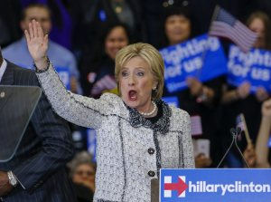 Florida decide el futuro de Hillary Clinton