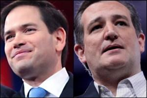 Golpe a Trump: Rubio gana en DC, Cruz en Wyoming