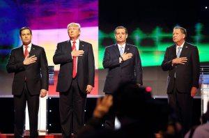 Republicanos tienen su debate más civilizado