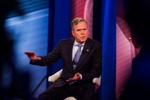 Jeb Bush anuncia su apoyo al candidato presidencial Ted Cruz