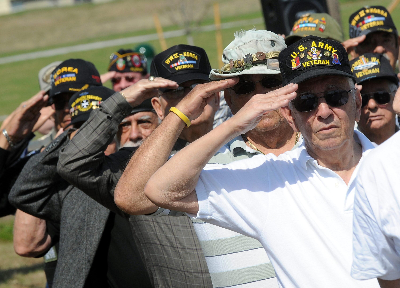 Es grande el sacrificio de los veteranos
