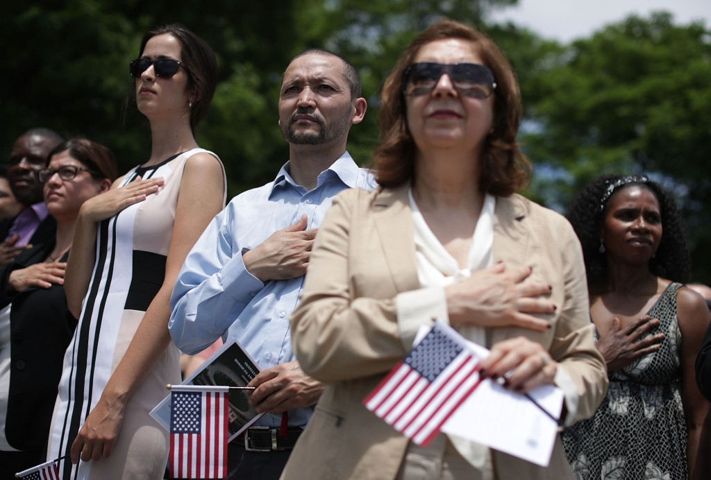 Más de 7,000 inmigrantes se harán ciudadanos de cara al 4 de julio