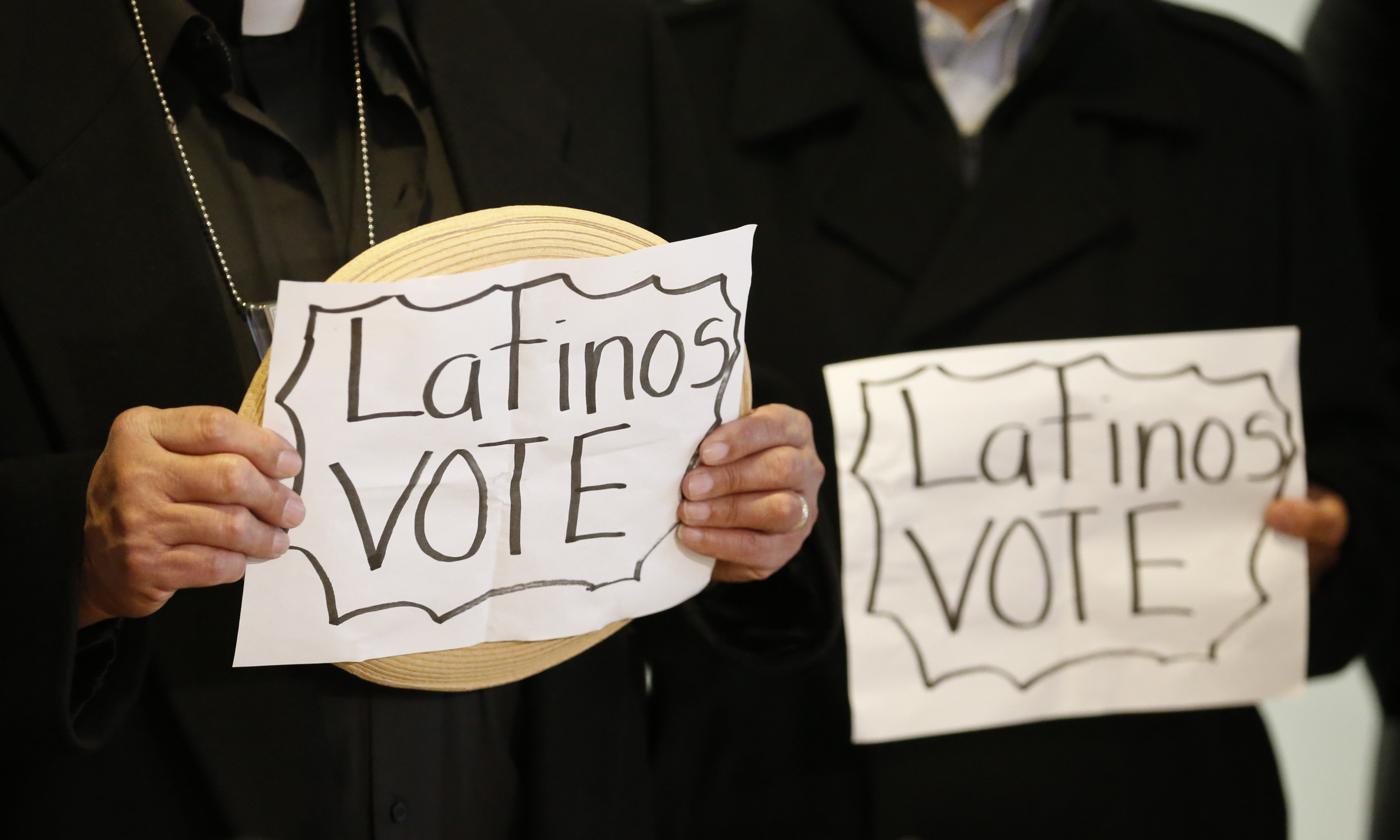 El mes de Herencia Hispana también celebra el poder político de latinos