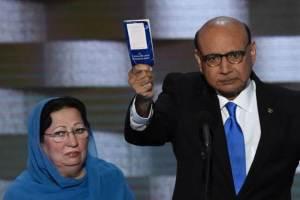 VIDEO: Padre de soldado musulmán fallecido confronta el rencor de Trump