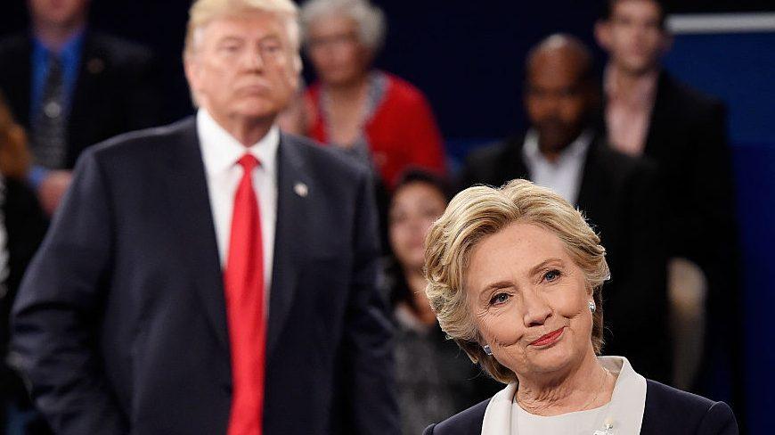 Hillary Clinton confiesa su incomodidad con Trump durante debate
