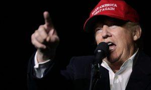 EN FOTOS: Los últimos días de campaña para Donald Trump