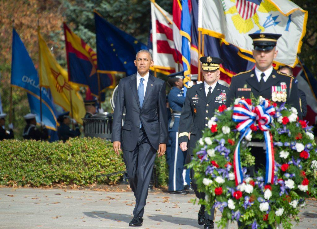 VIDEO: Gobierno de Obama se compromete a cuidar a veteranos