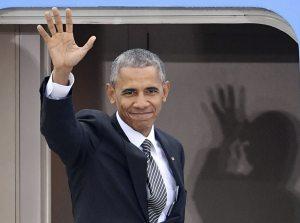 VIDEO: El 2016 desde la Casa Blanca
