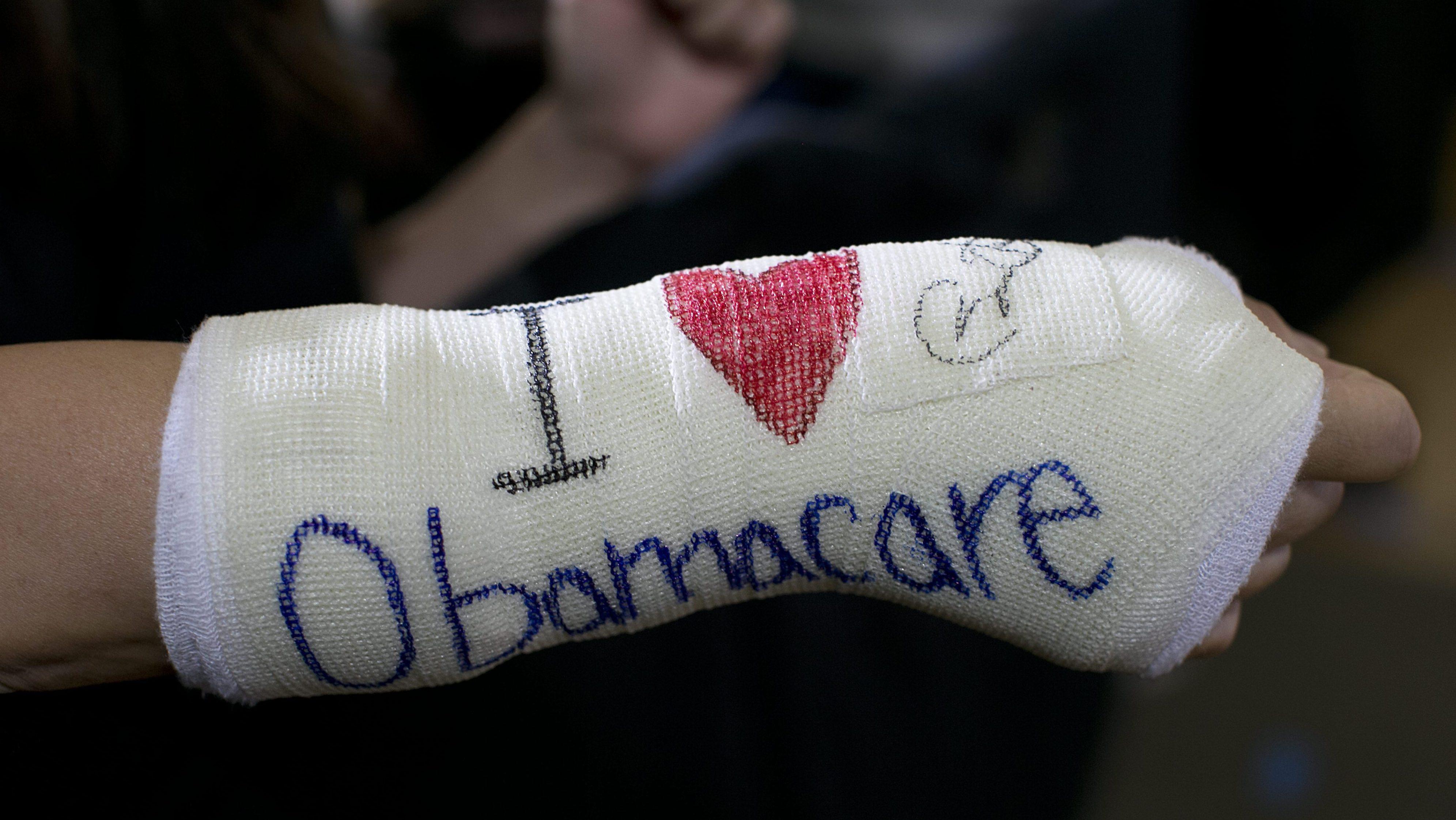 Se desata de nuevo la batalla para eliminar Obamacare