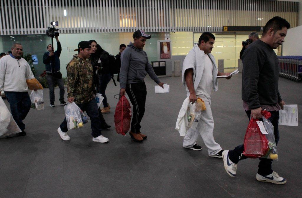 Menos deportados por administración Trump que bajo Obama