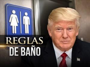Trump retira protecciones a estudiantes transgénero