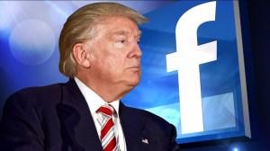 Datos de usuarios de Facebook fueron robados para campaña de Trump