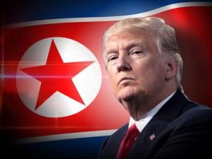 """Trump amenaza a Corea del Norte """"con fuego y furia"""""""