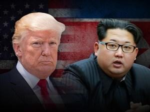 """""""Solo una cosa funcionará"""" contra Corea del Norte, amenaza Trump"""