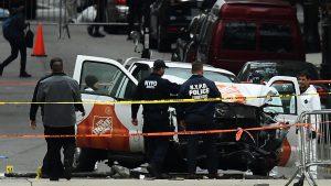 Políticos reaccionan al ataque terrorista de Nueva York