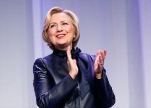 """Hillary Clinton pone fin a la especulación: """"No me postularé en 2020"""""""