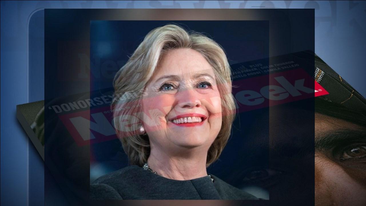 Allanan revista que dijo que Hillary aún podría ser presidenta