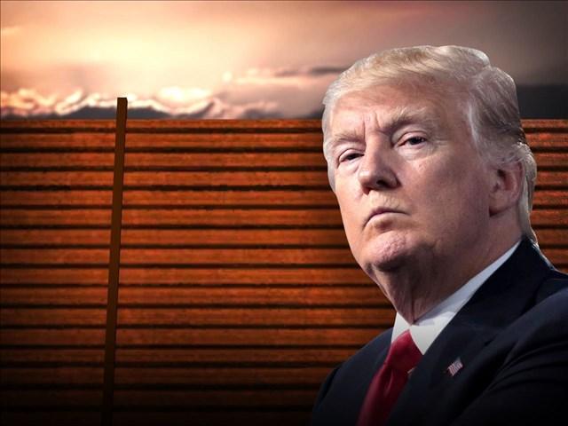 Juez de Texas bloquea construcción del muro con fondos militares