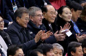 Líder norcoreano hace histórica invitación al de Corea del Sur