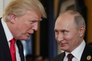 La ingenuidad de Donald Trump frente a Vladimir Putin