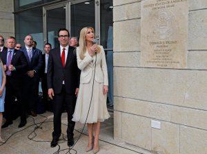 Ola de violencia ante traslado de la embajada de EE.UU. a Jerusalén