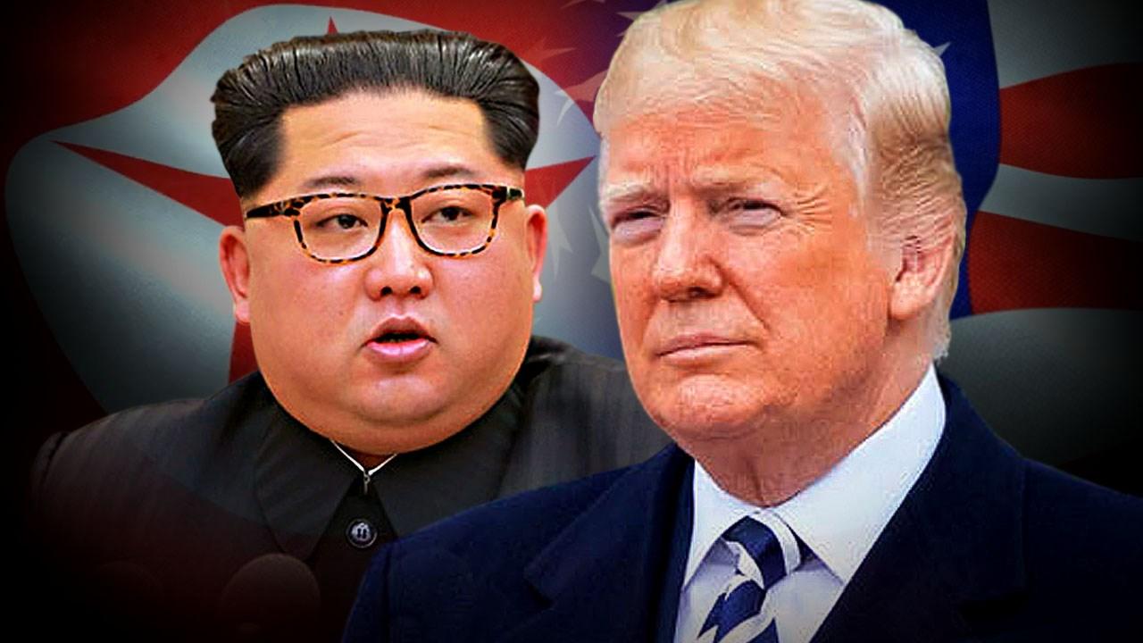 """Trump dice que está listo para cualquier """"regalo"""" de Corea del Norte"""
