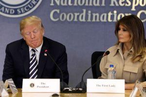 presidente y primera dama