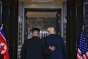 VIDEO: El épico tráiler que hizo Donald Trump para Kim Jong un