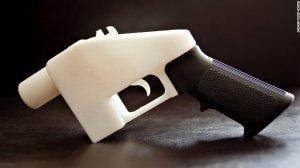 Juez federal bloquea la publicación de planos de armas plásticas 3D