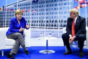 Trump lanza nueva guerra de palabras con Alemania en la OTAN
