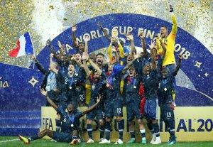 Además de Francia, la inmigración ganó en la Copa Mundial