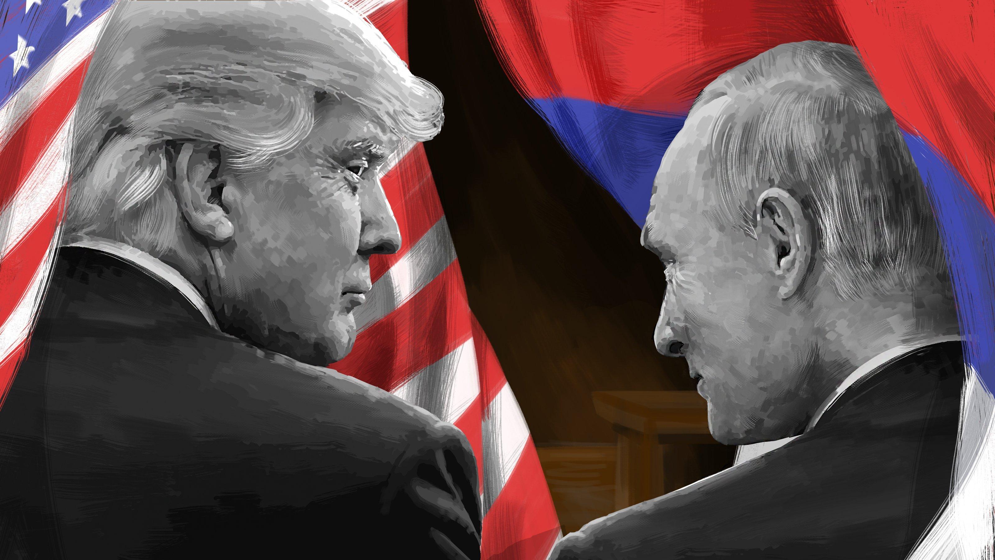 """Si Trump """"coludió"""" con Rusia, ¿cometió el presidente un crimen?"""