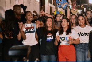 2018: año de la explosión del voto latino