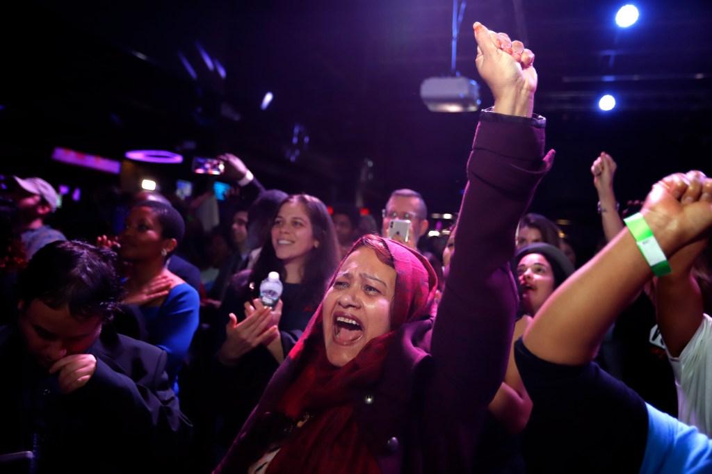Mujeres y minorías que desafiaron la historia en elecciones