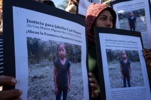 El muro, Obamacare, y la muerte de la niña migrante