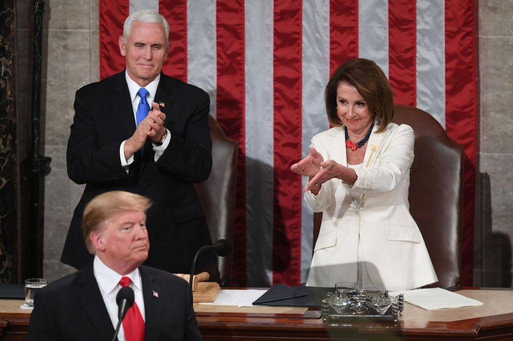"""Último Estado de la Unión de Trump será en medio del """"impeachment"""""""