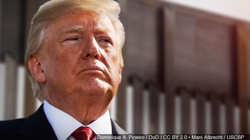 Contrabandistas de México logran burlar el muro fronterizo de Trump
