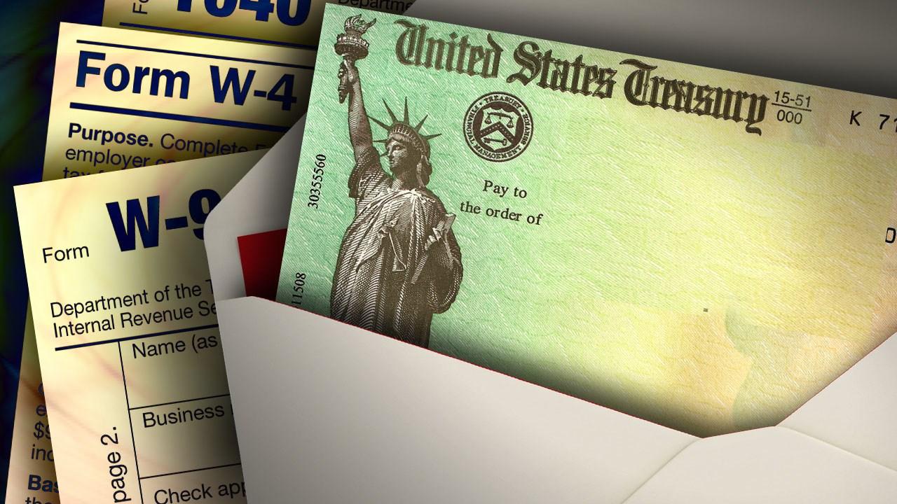 Sube la cantidad de dinero en reembolsos del IRS