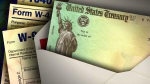 Reembolsos del IRS han bajado en $6 mil millones este año
